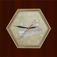 Часы с символами Красноярска